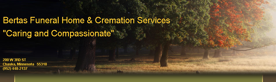 Bertas Funeral Home & Cremation Services